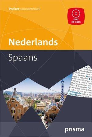 Prisma Woord. Nederlands-Spaans + CD-Rom