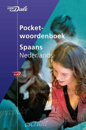Pocketwoordenboek Spaans-Nederlands