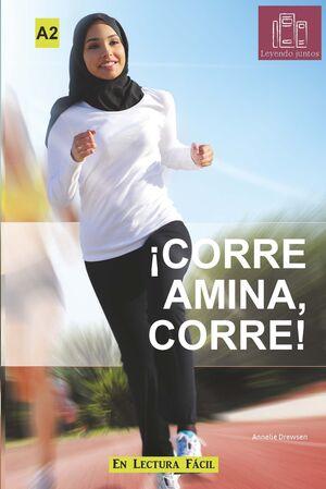 ¡Corre Amina, corre!