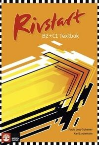 Rivstart B2 + C1 - Textbok inkl ljudfiler