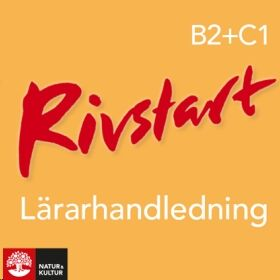 Rivstart B2 + C1 - Lararhandlendning
