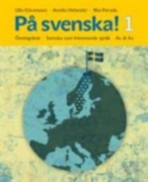 Pa Svenska 1 (Övningsbok)