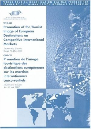 Promotion of the tourist image