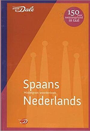 Middelgroot woordenboek Spaans-Nederlands