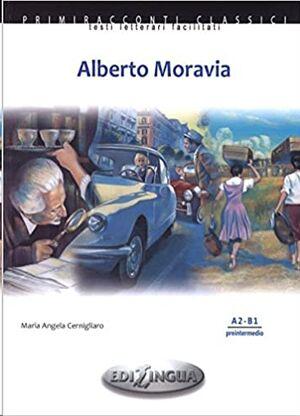 Primiracconti: Alberto Moravia + Cd-audio - A2-B1