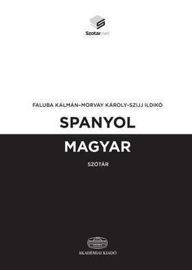 Diccionario Español-Húngaro (spanyol-magyar)