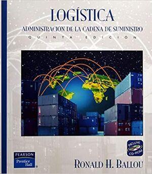 Logística - Administración de la Cadena de Suministros+CD Rom