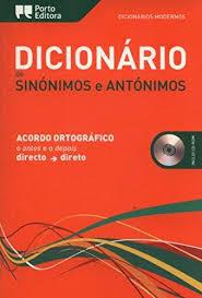 Dic. Moderno de Sinónimos e Antonimos
