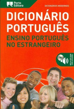 Dic. Português Ensino Português no Estrangeiro+DVD-ROM