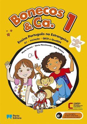 Bonecos & Ca. 1 - Nível A1 - Iniciação