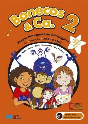 Bonecos & Ca. 2 - Nível A1 - Iniciação