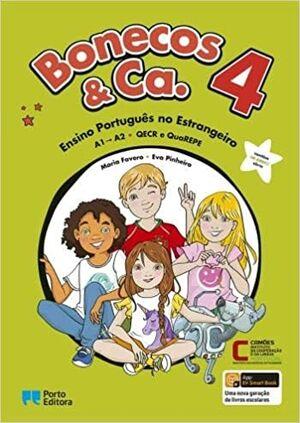 Bonecos & Ca. 4 - Nível A1-A2