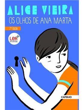 Os Olhos de Ana Marta (+10 años)