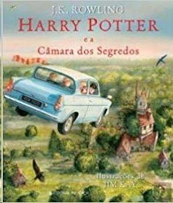 Harry Potter 2: Harry Potter e a Camara dos Segredos - Ediçao Ilustrada