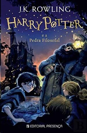 Harry Potter 1: e a Pedra Filosofal (portugues)