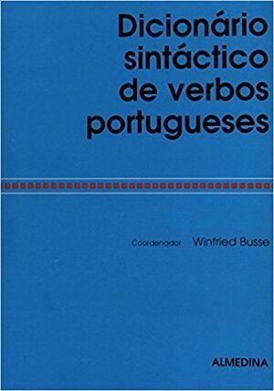 Dicionário Sintáctico de Verbos Portugueses