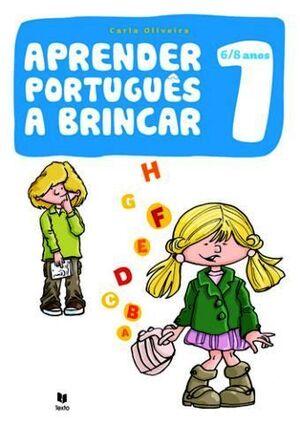 Aprender Português a Brincar 1 + CD-Audio