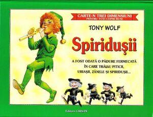Spiridusii - 3-6 años