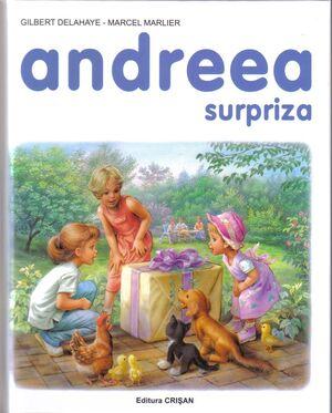 Andreea 5 - Surpriza - 3-6 años