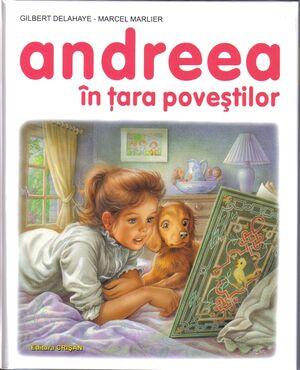 Andreea 6 - In tara povestilor - 3-6 años