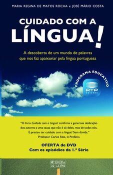 Cuidado com a Língua! + DVD