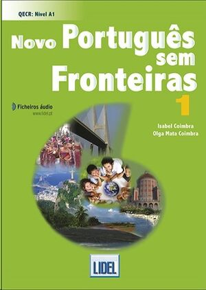 Novo Português Sem  Fronteiras 1 - Livro do Aluno+@