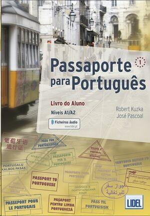 Passaporte para Portugues 1 - Livro do Aluno