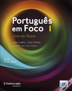 Português em Foco 1 – Livro do Aluno com CD Áudio