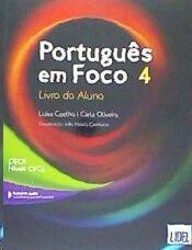 Portugues em Foco 4 - Livro do aluno