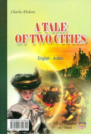 A Tale of Two Cities / ed. bilíngüe árabe-inglés