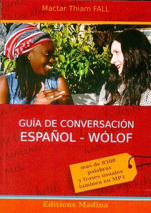 Guia de conversacion español-wolof