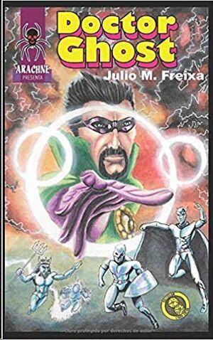 Doctor Ghost: Librojuego para frikis