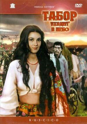 Tabor uchodit v nebo  (DVD)