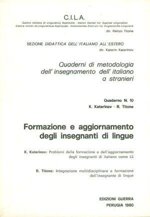 Formazione e agg. ins. lingue