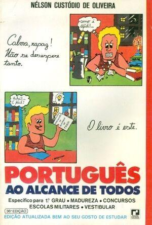 Portugués ao alcance de todos