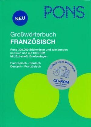 Grosswörterbuch Französisch (solo dicc+CD, sin Extraheft)