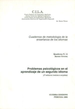 Problemas psicologicos en el aprendizaje...