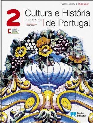 Cultura e História de Portugal - Vol.2 (Pack Lib+Cuaderno) bp 92575.02