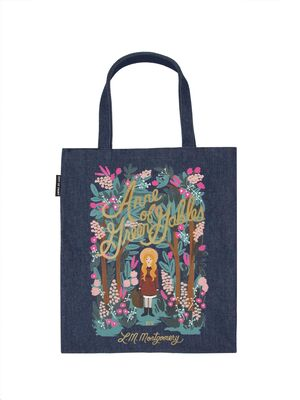 Tote Bag - Anne of Green Gables (Puffin in Bloom)
