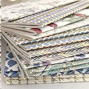 Cuaderno de grapas / Natura (4 uds.)
