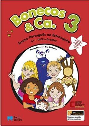 Bonecos & Ca. 3 - Nível A1 - BP
